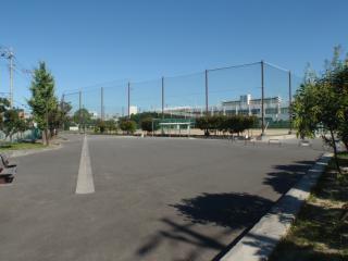東墨田公園(野球場/テニスコート)