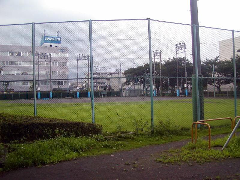 泉町野球場