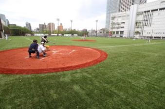 錦糸公園(野球場/テニスコート)