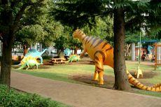 子供の森公園(少年野球場)