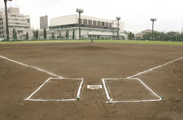 南千住野球場