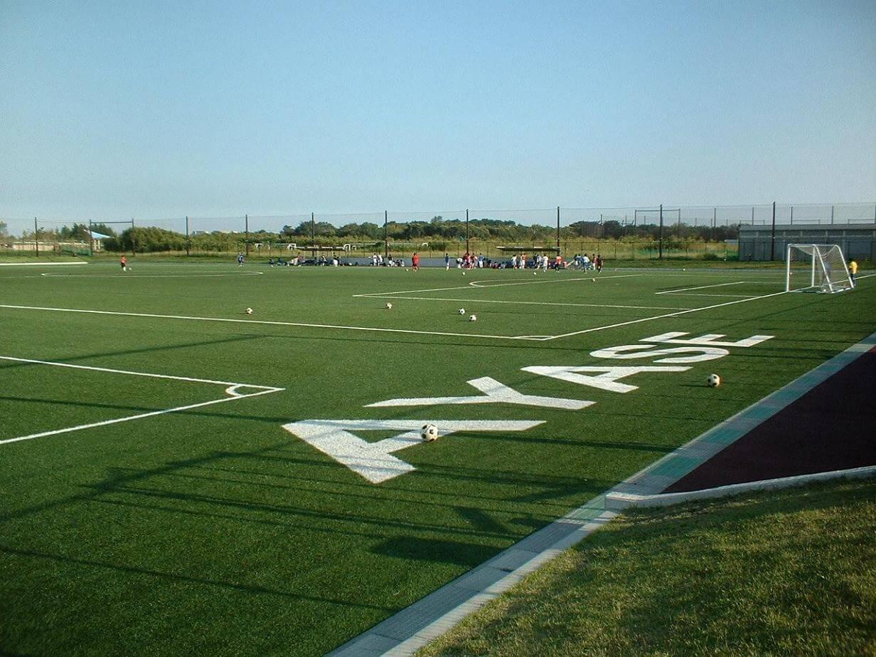 綾瀬スポーツ公園(旧本蓼川スポーツ施設)