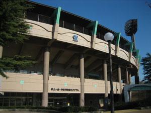 神奈川県立保土ヶ谷公園(サーティーフォー保土ケ谷球場)