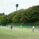 神奈川県立保土ヶ谷公園(テニスコート/体育館)