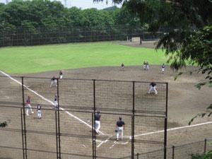 神奈川県立保土ヶ谷公園(少年野球場/軟式野球場)