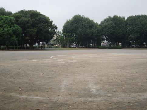 富士見公園 多目的広場
