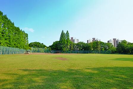 貝取南公園(野球場/サッカー場)