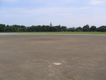 都立武蔵野中央公園スポーツ広場