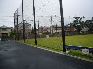 調布市 市民大町スポーツ施設(大運動場)