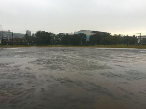 関戸公園野球場