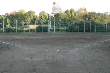 外濠公園総合グラウンド(野球場/テニスコート/運動場)