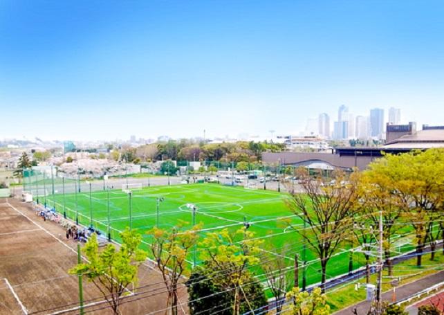 川崎市等々力第1・第2サッカー場