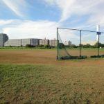 上平間球場