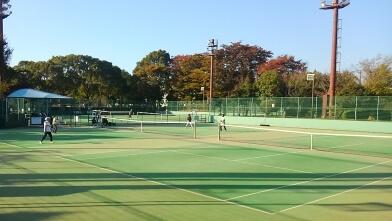 金井公園(野球場/テニスコート)