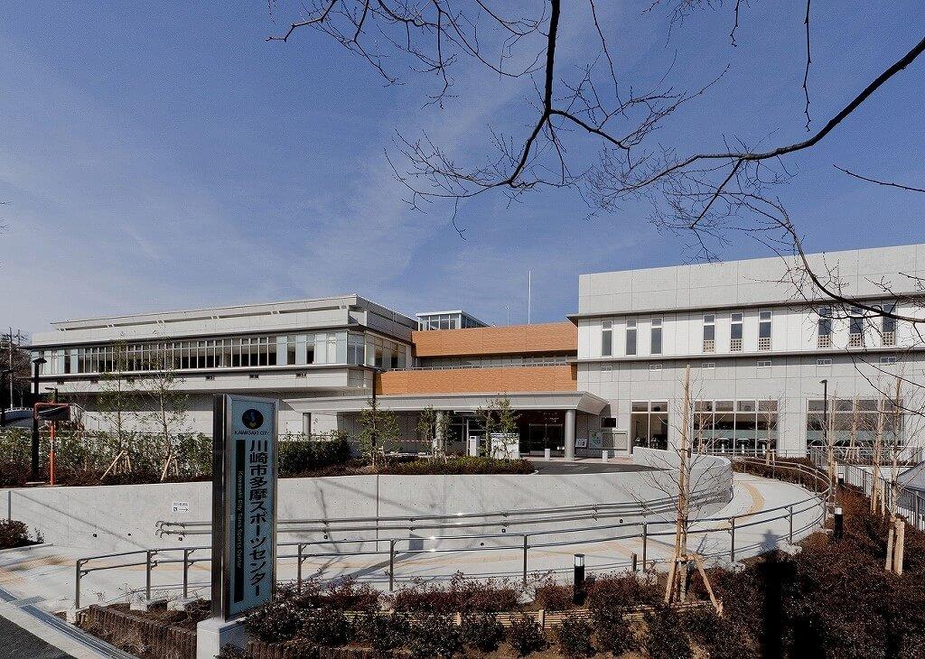 川崎市多摩スポーツセンター(旧:西菅球場)