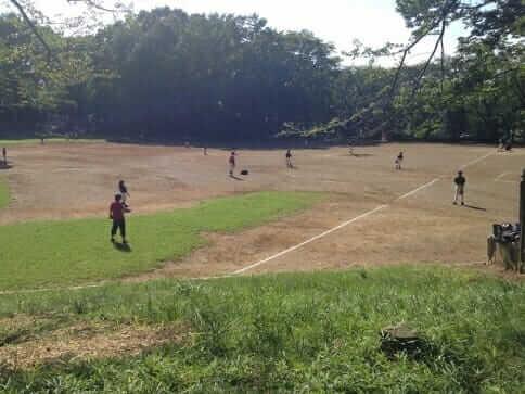 三田少年野球場