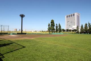 御幸公園(軟式野球場)