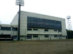 中津工業団地第1号公園(野球場/テニスコート)