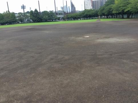追浜公園(野球場/テニスコート)