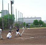 新杉田公園(野球場/テニスコート)