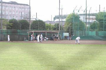 とんびいけ公園(野球場/テニスコート)