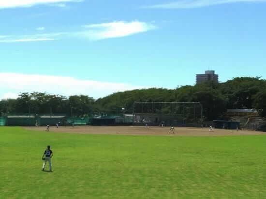 厚木野球場