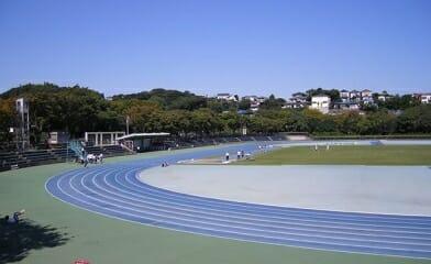 不入斗公園(野球場/陸上競技場/庭球場)