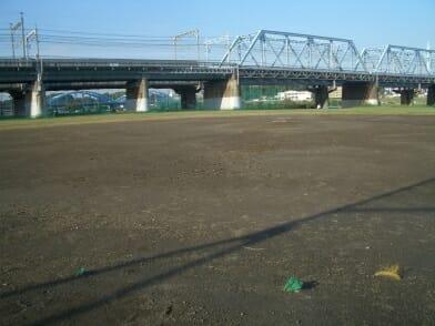 上丸子山王町少年野球場