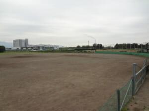 川とのふれあい公園(野球場/サッカー場)