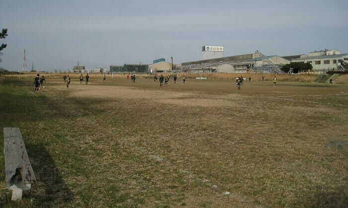 倉見スポーツ公園(野球場)