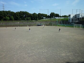 緑が丘2丁目公園スポーツ広場