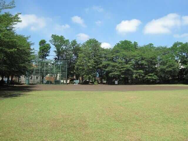 宮崎第4公園(少年野球場)