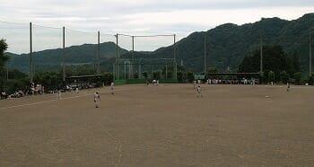 中沢グラウンド(野球場/テニスコート)