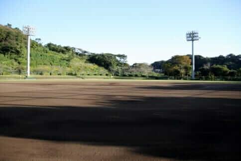 西公園(野球場/庭球場)
