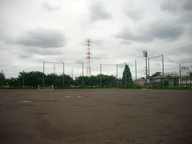 小山公園スポーツ広場