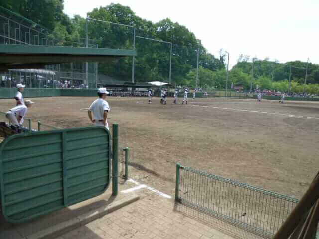 相模湖林間公園(野球場/テニス場/ゲートボール場)