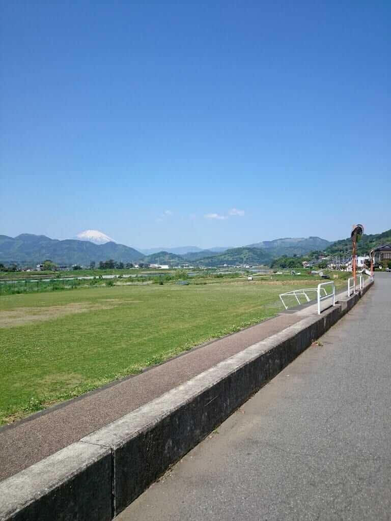 酒匂川町民親水広場(野球場/サッカー場/多目的広場)