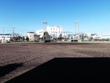 チャンピオンすずかわパーク(野球場/テニスコート/プール)