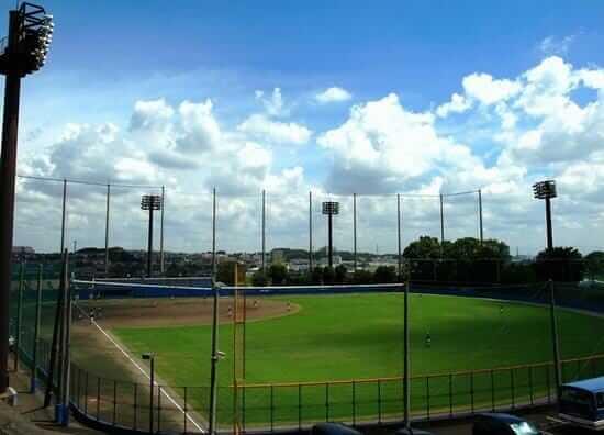 玉川野球場
