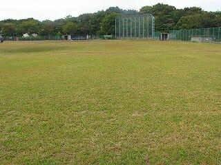 土沢野球場(平塚配水池レクリエーション広場)