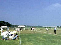 安比奈親水公園(野球場/サッカー場/テニスコート)