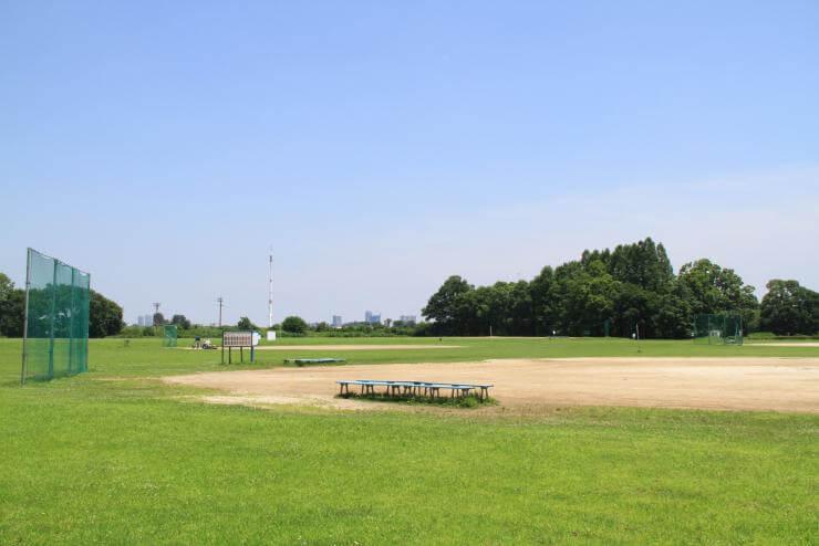 志木市立秋ヶ瀬運動公園