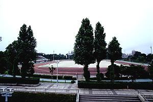 朝霞市中央公園(陸上競技場/野球場)