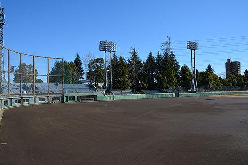 戸田市営球場(北部公園野球場)