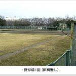 清久公園野球場