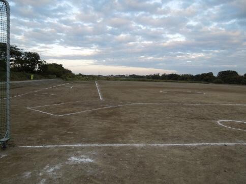 的場緑地ソフトボール場