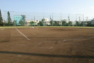 新田公園野球場