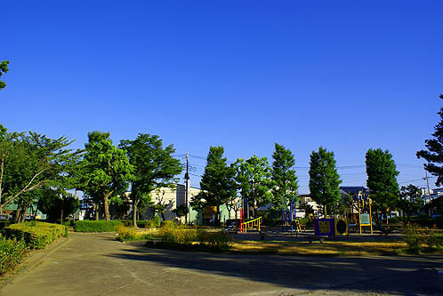 笹目公園野球場
