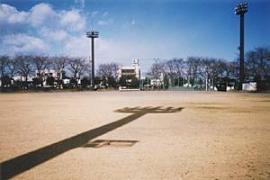 新狭山公園(野球場/テニスコート)