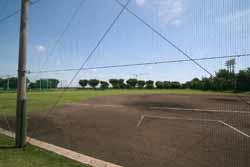 所沢市総合運動場(野球場/テニスコート)